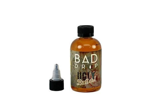 Bad Drip Ugly Butter 120ml Shortfill Bottle