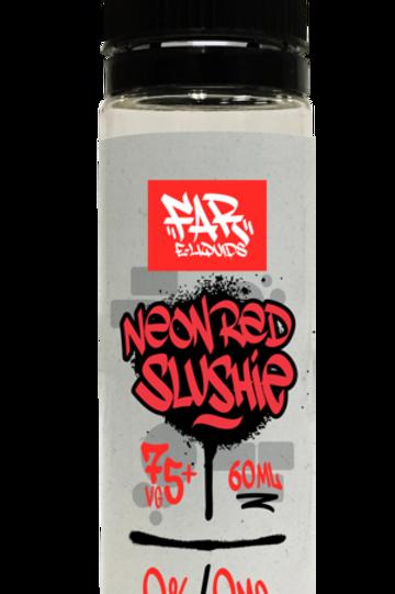 Far E Liquids - Neon Red Slushie (60ml Shortfill)