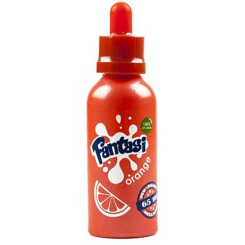 E-Liquid Fantasi Orange (65ml Bottle)