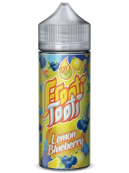Frooti Tooti Lemon Blueberry 120ml Shortfill