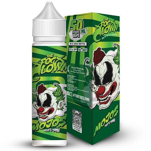 Fog Clown Mojito Mango 60ml Shortfill E-Liquid