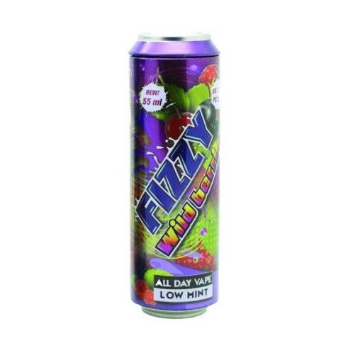 E-Liquid Mohawk Fizzy Wild Berries 55ml