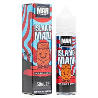 One Hit Wonder - Island Man (60ml Shortfill)