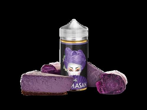 Mamasan Purple Cheesecake 120ml Shortfill E-Liquid