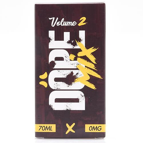 E-Liquid Gost Vapor Dope Mix Volume 2 60ml