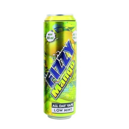 E-Liquid Mohawk Fizzy Mango 55ml
