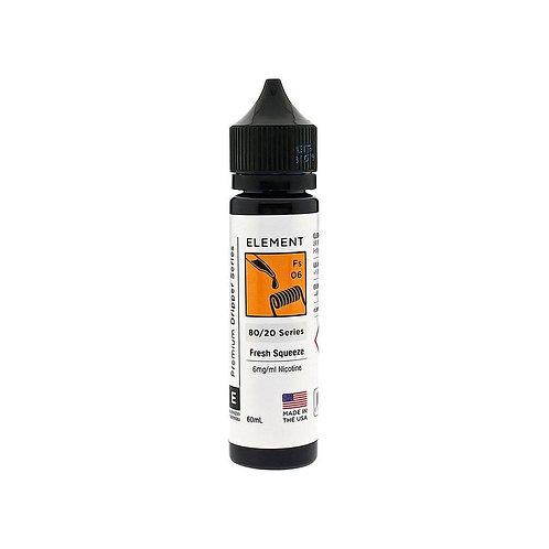 Element E Liquid - Fresh Squeeze (60ml Shortfill)