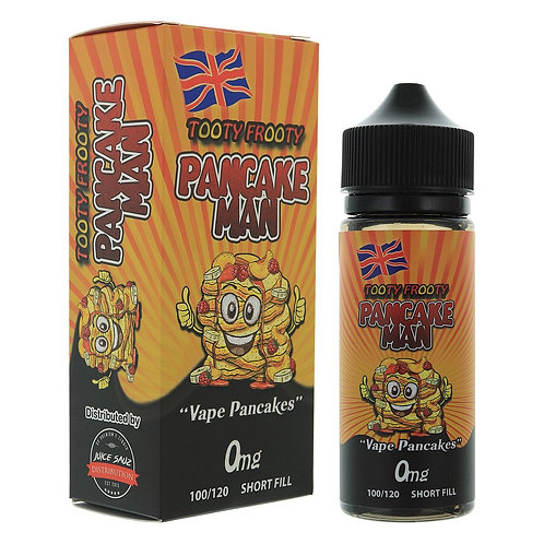 E-Liquid Tooty Frooty Pancake Man Juice 60ml Shortfill
