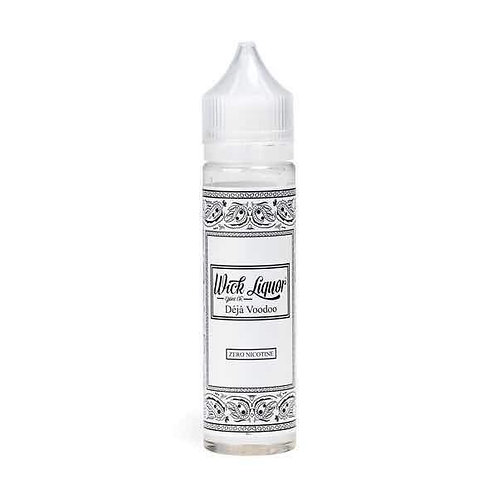 Deja Voodoo 60ml shortfill e-liquid by Wick Liquor