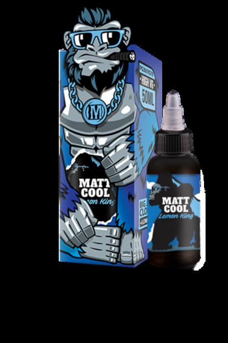 E-Liquid MATT COOL LEMON KING 50ml/60ml