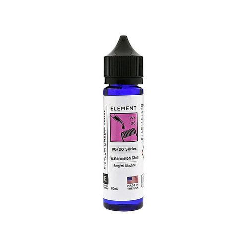 Element E Liquid - Watermelon Chill (60ml Shortfill)