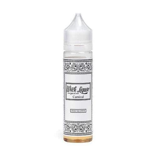 Carnival 60ml shortfill e-liquid by Wick Liquor