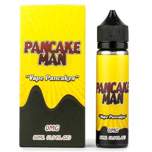 E-Liquid Pancake Man Juice 60ml Shortfill