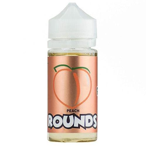 Rounds E-Liquid - Peach (100ml Shortfill)