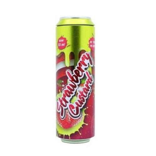 E-Liquid Mohawk Fizzy Strawberry Custard 55ml