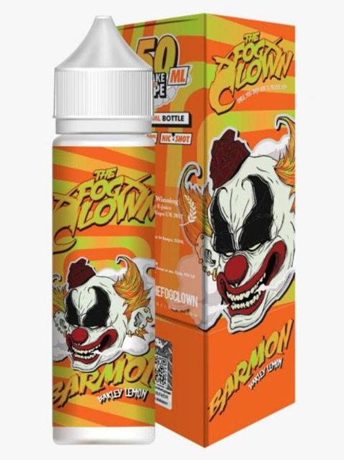 Fog Clown Lemon Barley 60ml Shortfill E-Liquid