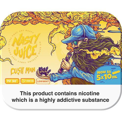 E-Liquid Nasty Juice 50ml 5*10ml Cush Man