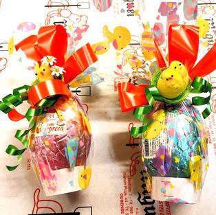 Huevos con sorpresa