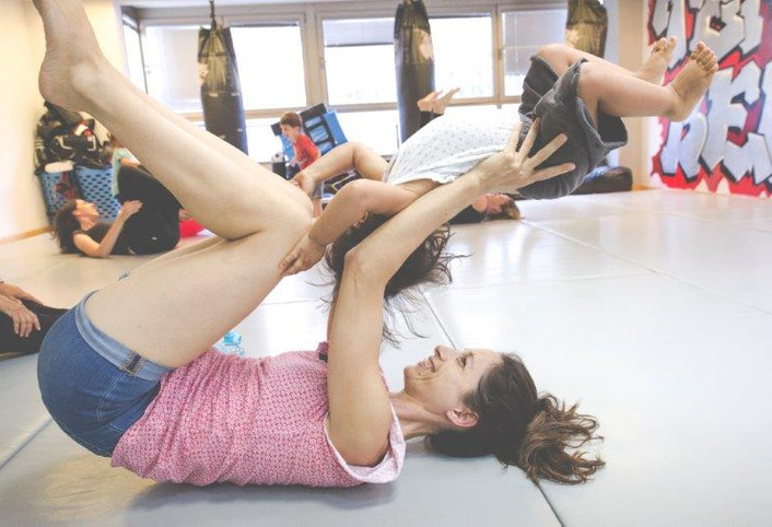 Contakids: instant de danse contact