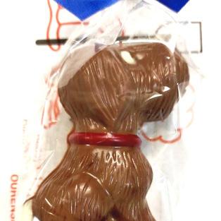 Figura de chocolate