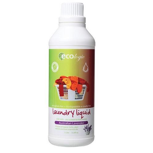 ECOlogic Laundry Liquid, Australian Lavender