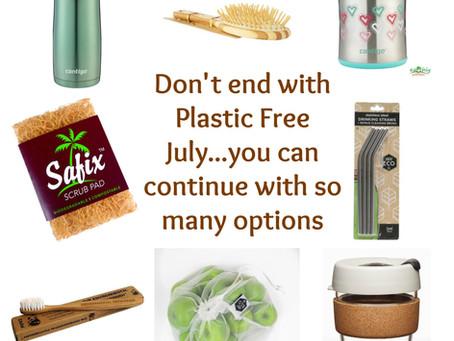 THE LAST WORD ON PLASTIC FREE JULY