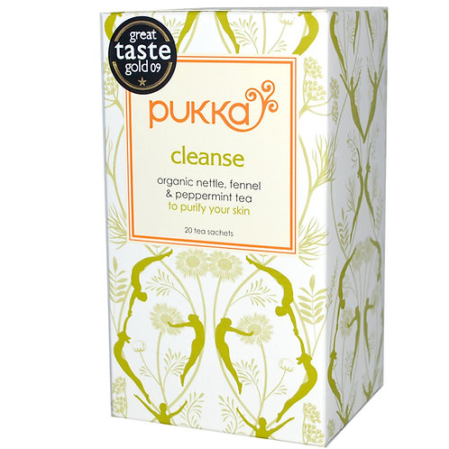 Pukka Cleanse Organic Tea