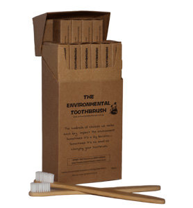 The Environmental Toothbrush, Box of 12 Soft