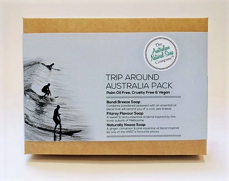 Trip around Australia gift pack