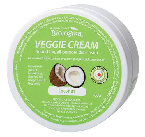Biologika Veggie Body Cream Organic