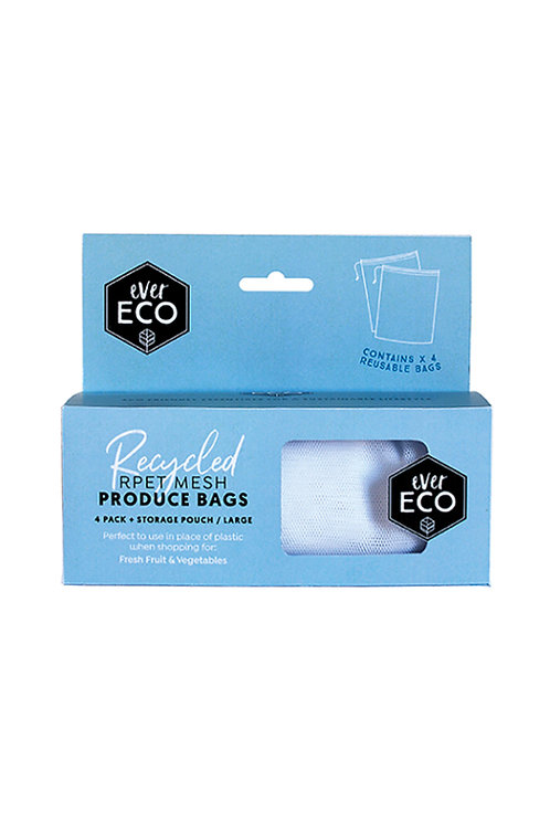 ever ECO Reusable Produce Bags 4 pack