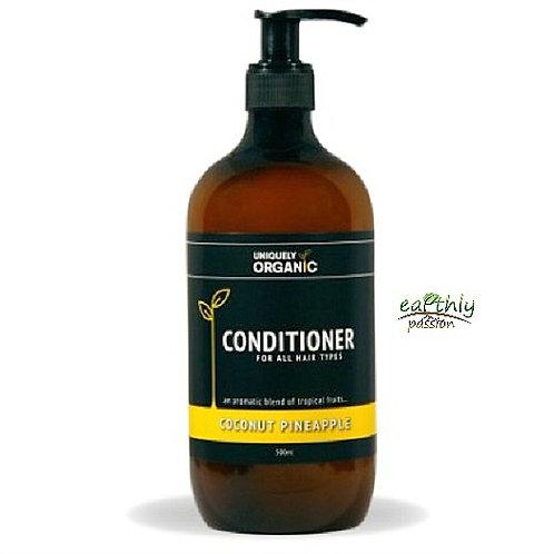 Uniquely Organics Coconut Pineapple Conditioner