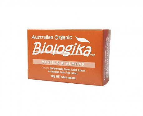 Biologika Soap, Vanilla Almond