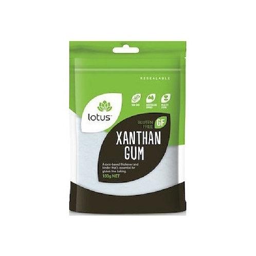 Lotus Xanthan Gum 100g/3.5 fl oz