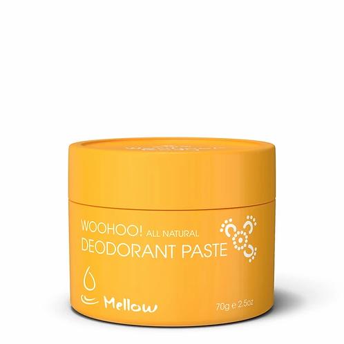 copy of Woohoo All Natural Deodorant Paste (Mellow)