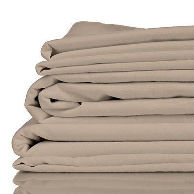 100% Organic Bamboo Twill Queen Size Bed Sheet Set