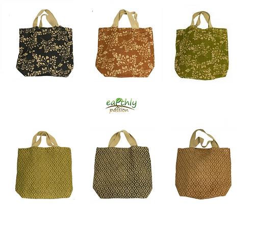 Apple Green Duck Grocer Bags