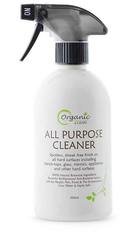 Organic Clean's All Purpose Cleaner