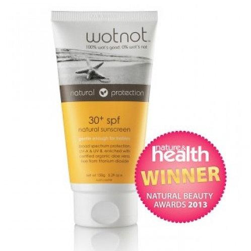 WOTNOT Family Sunscreen SPF 30+, 150g (5.29 fl oz)