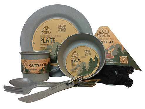 EcoSouLife Camper Set