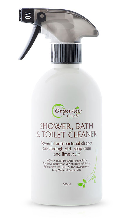 Organic Clean's Shower, Bath Cleaner