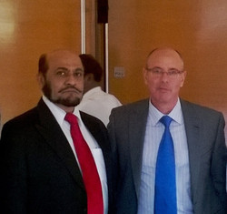 With His Excellency Mr.Akov Consul General of Israel .jpg