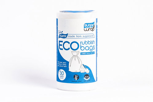 Sugarwrap Eco Rubbish Bags Large