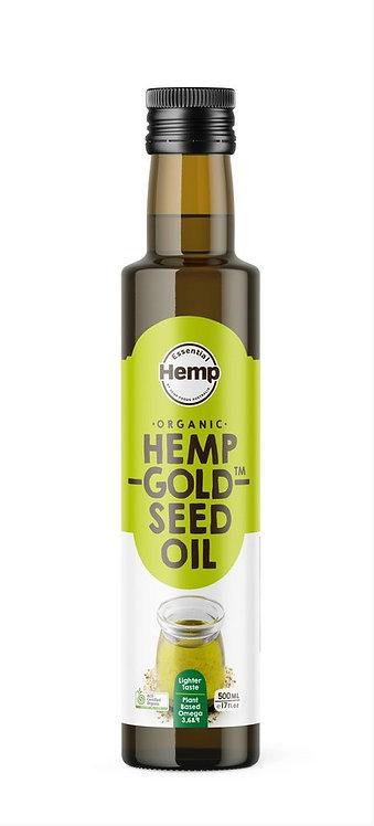 Hemp Gold Seed Oil 500mL