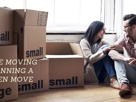 HOUSE MOVING - PLANNING A GREEN MOVE