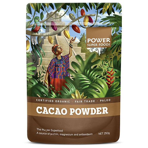 Cacao Powder from Power® Super Food, 500g