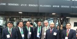 With Indian delegation at Paris.jpg