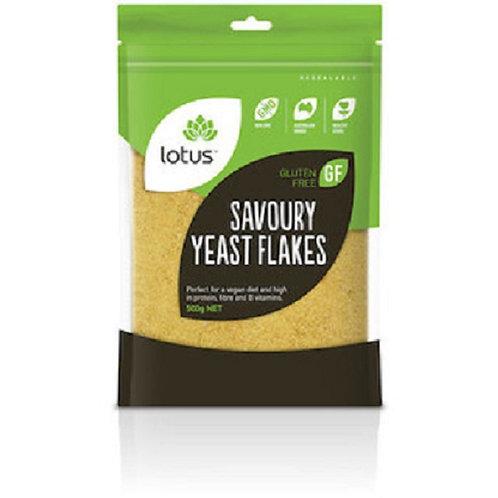Lotus Savoury Yeast Flakes 500g/17.6 fl oz