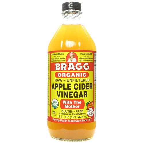 Bragg Organic Raw Apple Cider Vinegar 946mL