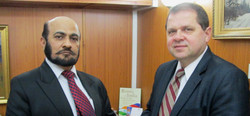 With His Excellency the Consul General of Russia Mr.Novikov.jpg